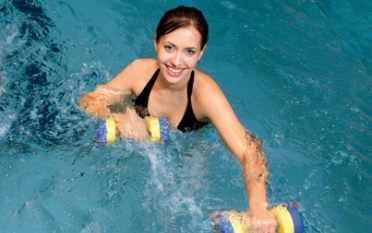 Einzelstunde AquaJogging