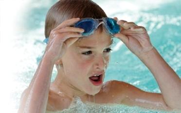 Kinderschwimmkurs